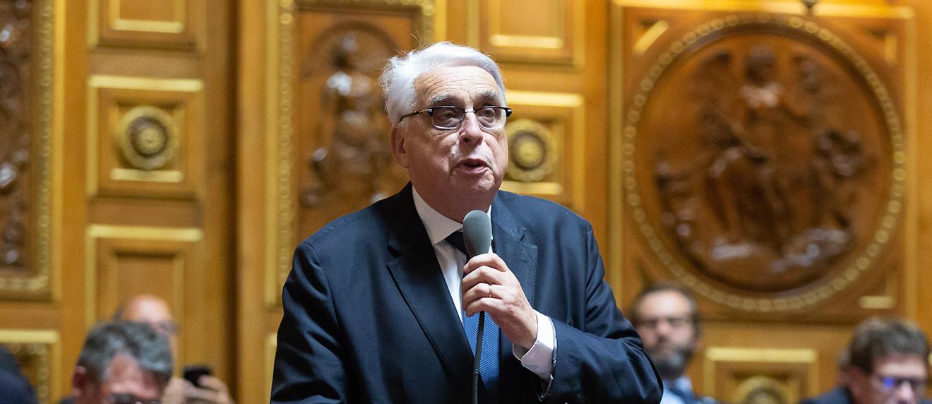 Jean-Pierre Sueur - Sénateur du Loiret à Orléans